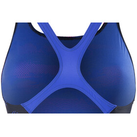 adidas Fit One Piece PP Swimsuit Women legend ink/hi-res blue
